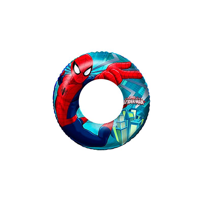 Aro Flotador para Nadar Hombre Araña