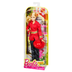Barbie - Bombera