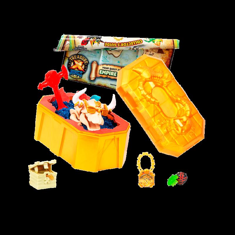 Treasure Bestias Místicas de Oro del Rey