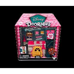 Disney Doorables Mini Castillo de la Bestia