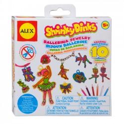 Alex Shrinky Dinks – Joyas de Bailarina