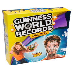 Juego de Mesa Guinness World Records