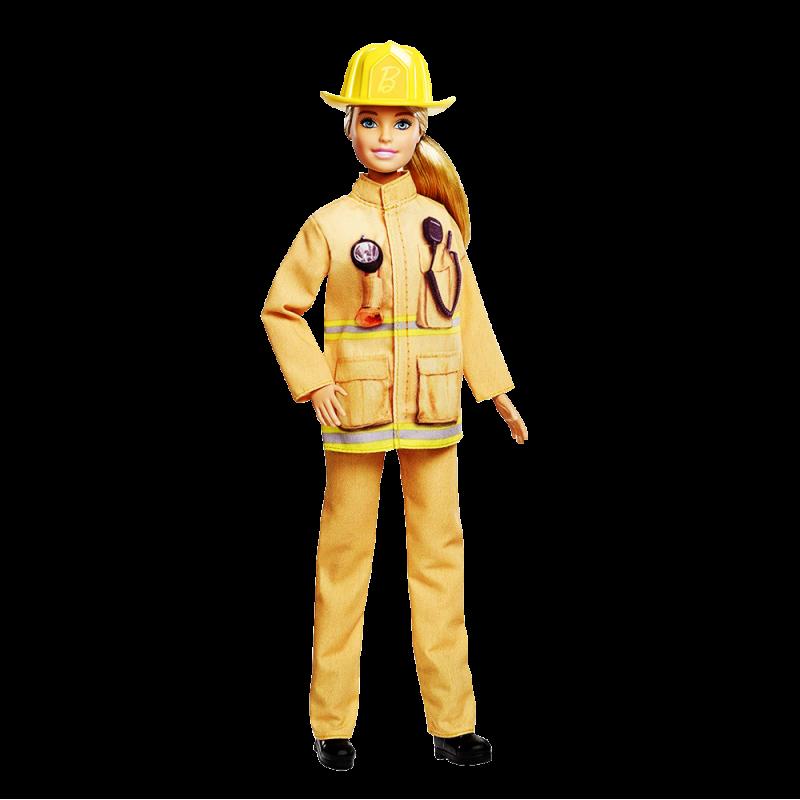 Barbie 60 Aniversario Bombero