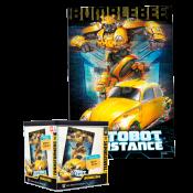 Rompecabezas de Transformers Bumblebee de 250 Piezas