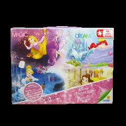 Rompecabezas Princesas Disney de 20 Piezas