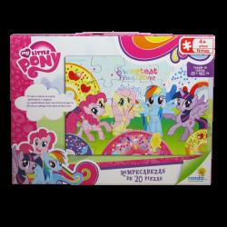 Rompecabezas My Little Pony de 20 Piezas