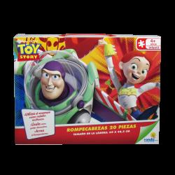 Rompecabezas Disney Toy Story de 20 Piezas