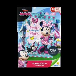 Rompecabezas Disney Minnie 55 Piezas