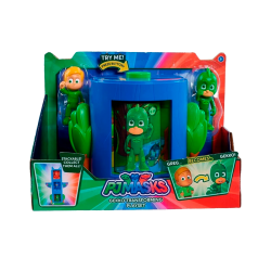 Pjmasks Set Transformable Gecko