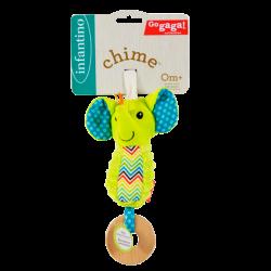 Infantino Amigito Chime Elefante