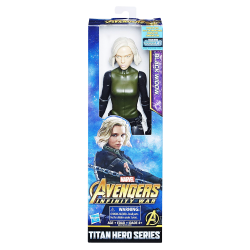 Avengers Infinity War Titan Hero Power FX Black Widow