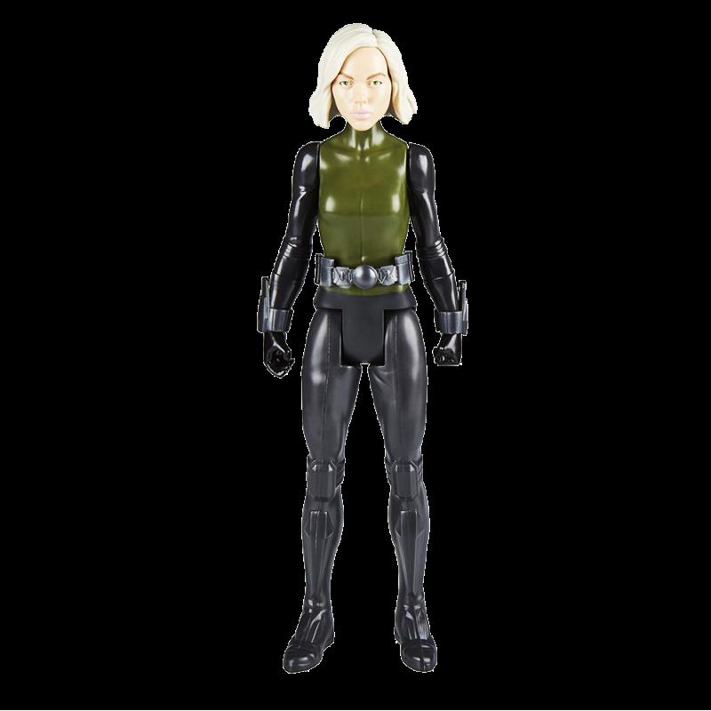 Avengers Infinity War Titan Hero Power FX Black Widow
