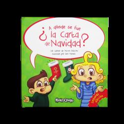Libro ¿A Dónde se fue la Carta de Navidad