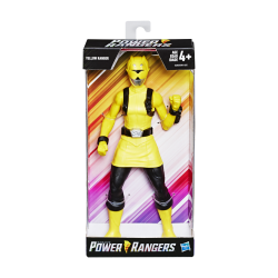 Power Rangers Beast Morphers, Yellow Rangers