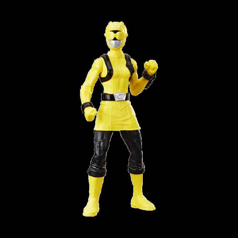 Power Rangers Beast Morphers, Yellow Rangers