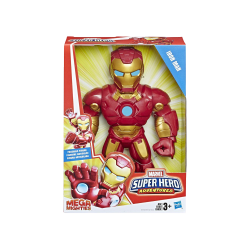 Playskool Marvel Super Hero Adventures Mega Mighties - Iron Man