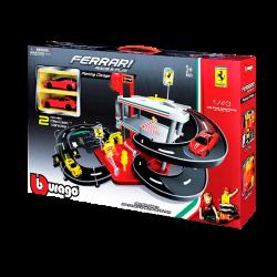 Bburago Ferrari Parking Garage