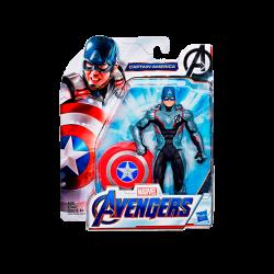 Avengers Endgame, Capitán América