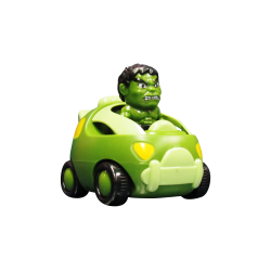 Carro Fricción superhéroe - Hulk