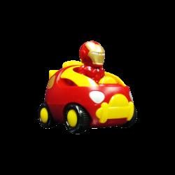 Carro Fricción superhéroe - Iron Man