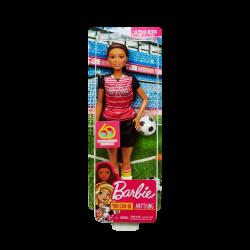 Barbie 60 Aniversario Atleta