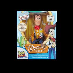 Figura de acción estilo Woody interactivo