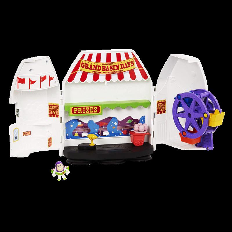 Buzz Lightyear Star Adventure Play Set – Toy Story 4