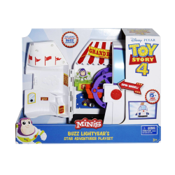Buzz Lightyear Star Adventure Play Set – Toy Story 4