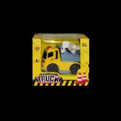 Carro de fricción Truck, camión de construcción grúa