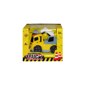 Carro de fricción Truck, camión de construcción pala