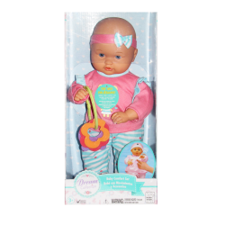 Dream Collection Bebé con Movimiento y Accesorios - Pijama de Conejo