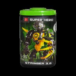 Figura Armable Super Hero Stringer 3.0