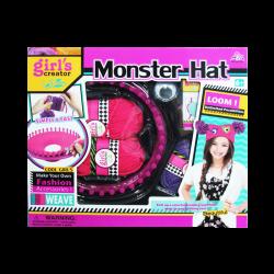 Set de manualidades Monster Hat.