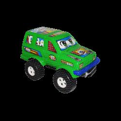 Carro de Plástico estilo Jeep Grande Verde