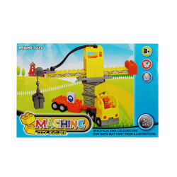 Juego Armable Machine City Builder 38 pcs