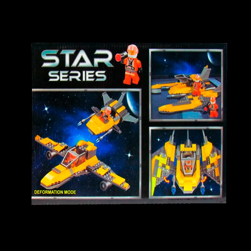 Juego Armable - Star Series 168 Piezas