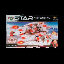 Juego Armable - Star Series 178 Piezas