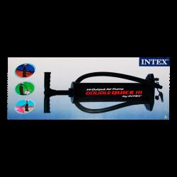 INTEX - Bomba de Aire de Alta Presión Doble Velocidad Grande