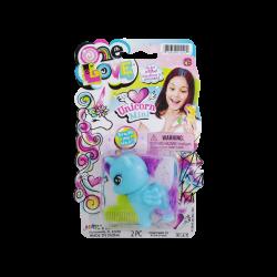 Ja-Ru figura de mini unicornio azul