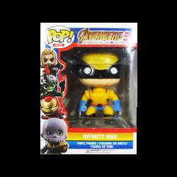 Figura estilo Funko Pop Wolverine