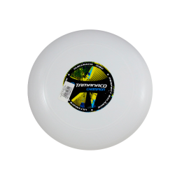 Frisbee Recreacional blanco de Tamanaco
