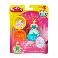 Masa Moldeable Play-Toy Princesa Ariel
